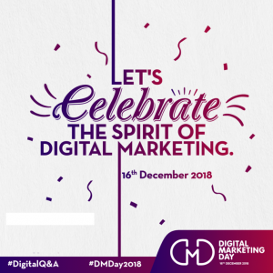 How to Celebrate Digital Marketing Day 16th December