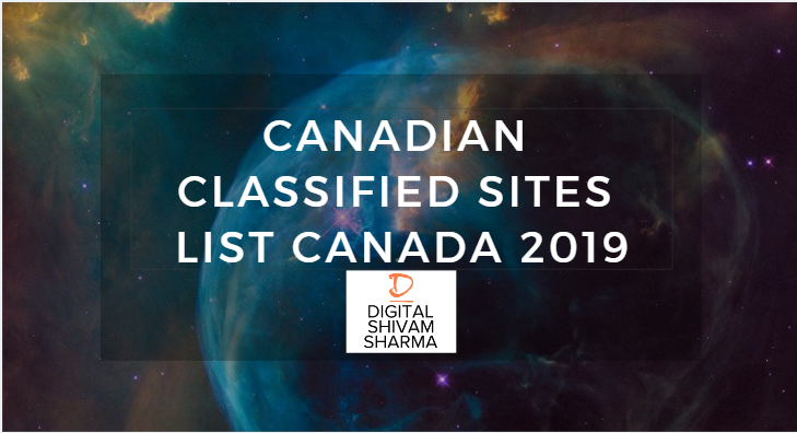 Canadian Classified Sites Classified Sites