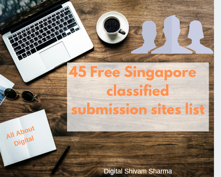 Free Singapore classified submission sites list 2019